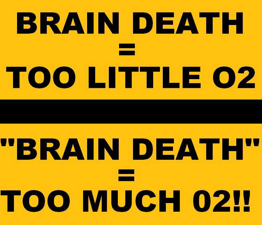 U0026quot BRAIN DEATH U0026quot IS KIDNAP MEDICAL TERRORISM MURDER BEGINS